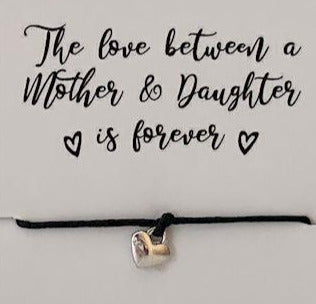 Wishstrings Love Between Mother & Daughter Bracelet