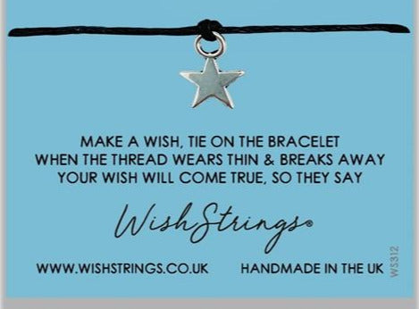 Wishstrings Rainbow Of Hope Bracelet