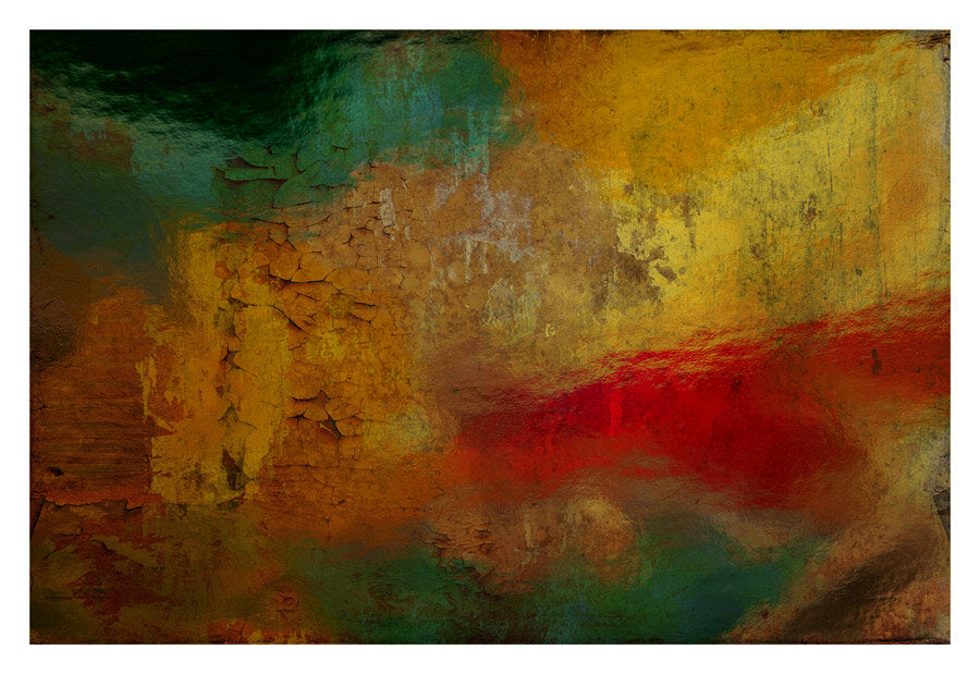 The Trevor M Hirst Collection - Abstract 3923 - A4 Framed Artwork Direct print to glass - Culzean Gifts