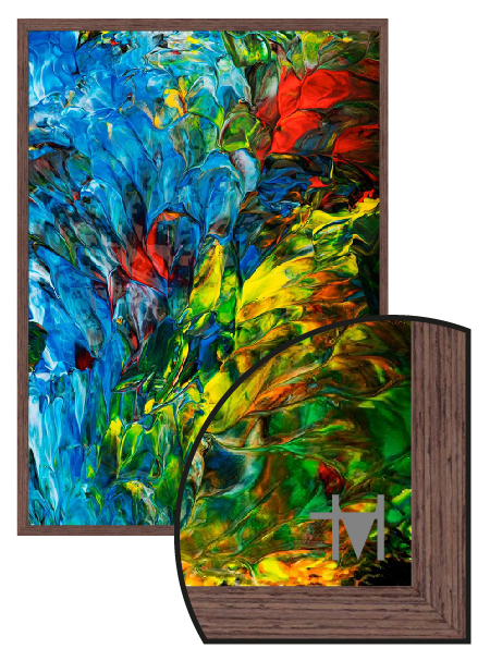 The Trevor M Hirst Collection - Paint 4160 - Framed Artwork Direct print to glass - Culzean Gifts
