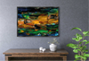 The Trevor M Hirst Collection - Paint 4164 - A4 Framed Artwork Direct print to glass - Culzean Gifts