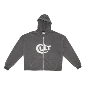 South Central Hills - Cult Zip Hoodie