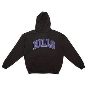 South Central Hills - Royal Blue Hills Hoodie