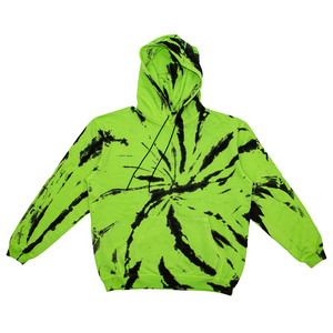 South Central Hills - Neon Tiger Hoodie