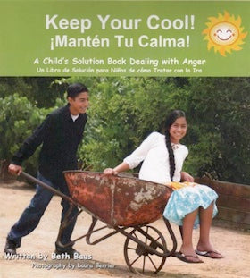 Keep Your Cool!: A Child's Solution Book Dealing with Anger