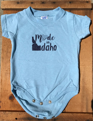 Made in Idaho Onesie