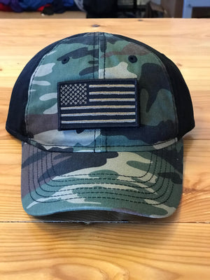 DRI DUCK US Flag Tactical Cap