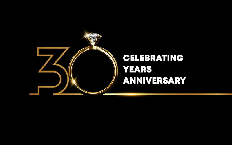 Sona Jewelers: Celebrating 3 decades of success, happiness, sparkle, and love!