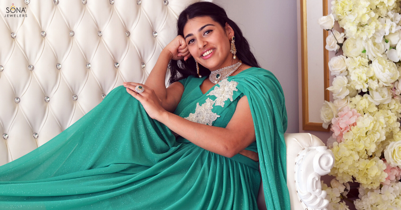 Living my dream with Sona Jewelers! - Sanam Hemrajani