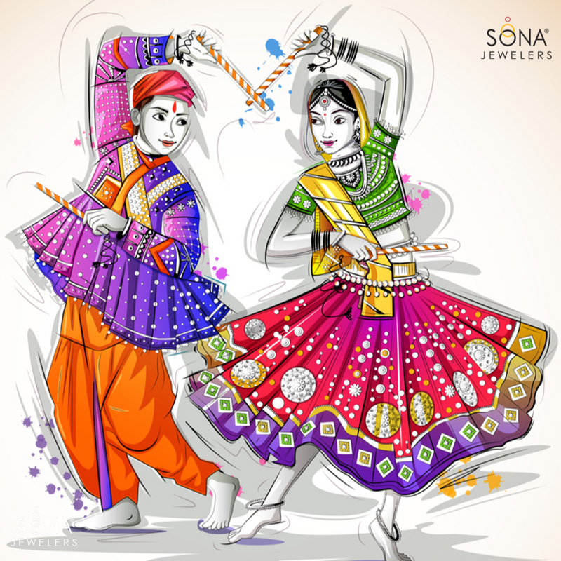 Get Ready to Celebrate Nine Shades of Sharada Navratri