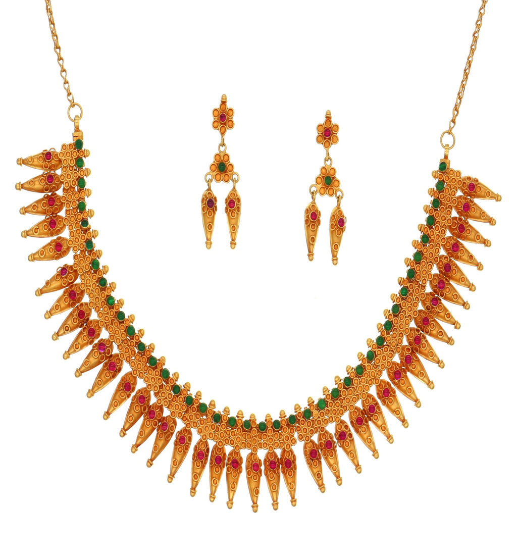 Rajasthani Gehru Collection Set