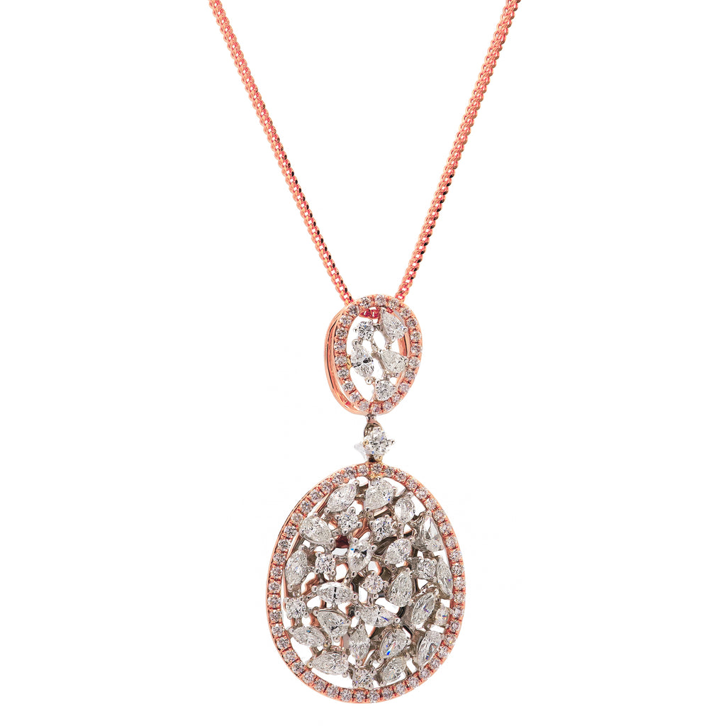 Diamond Pendant Passion
