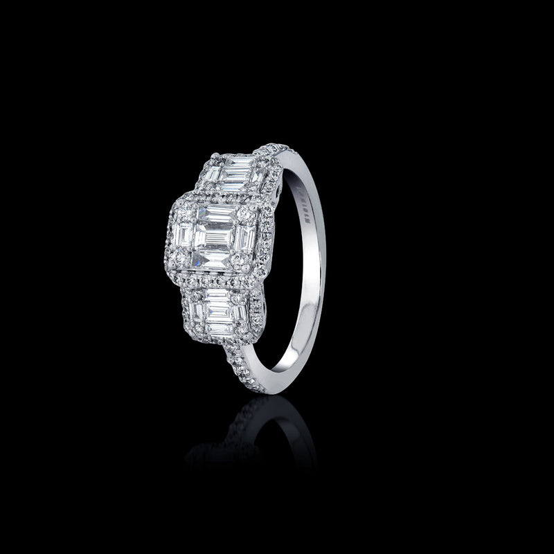 EXQUISITE WOMEN'S RING