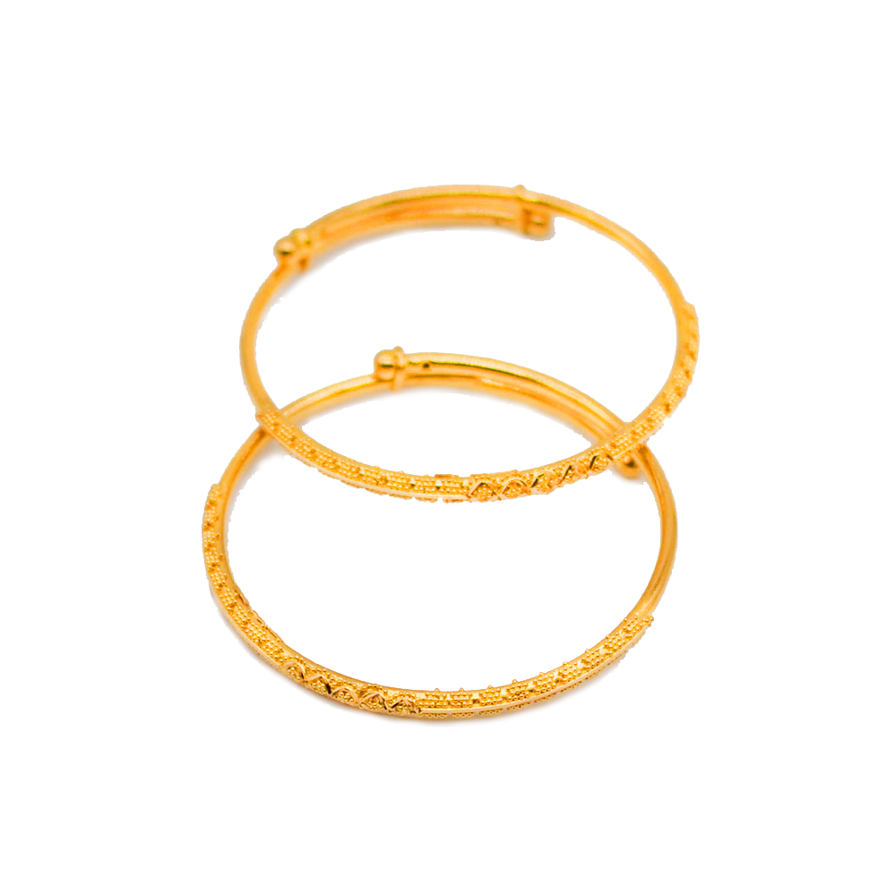 Kids Adjustable Bangles