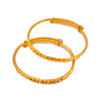 Kids Tri-Color Bangles
