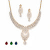 Floral motif Necklace set