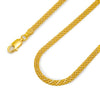 Two-tone ladies chain 16""