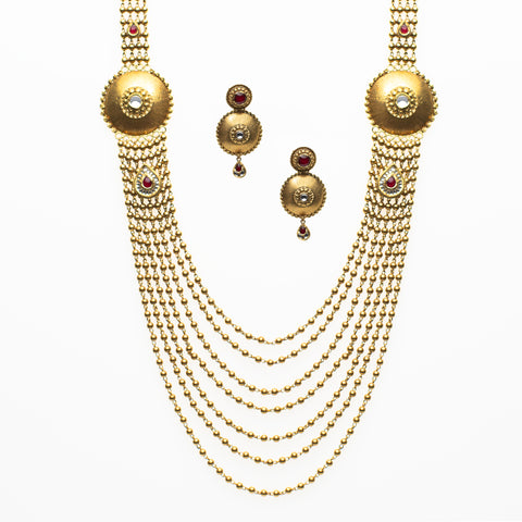 Antique Kundan Set