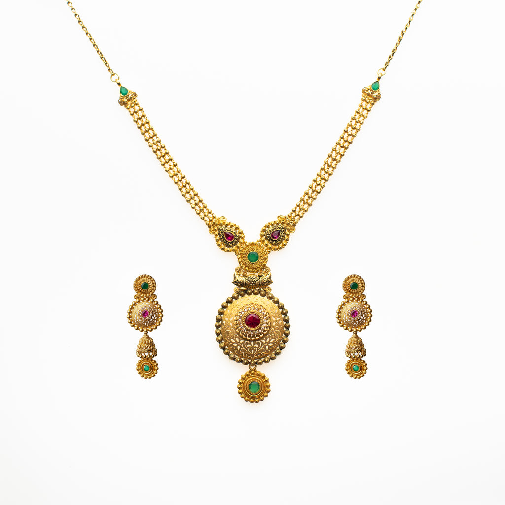Rajwara Collection Necklace Set