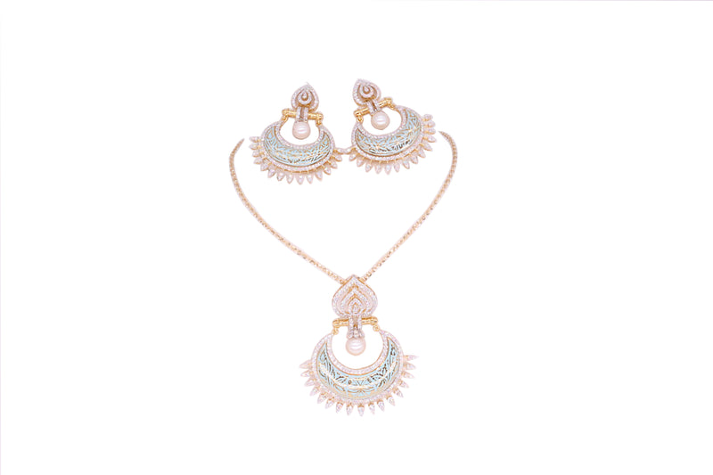 Royal Affair Pendant Set