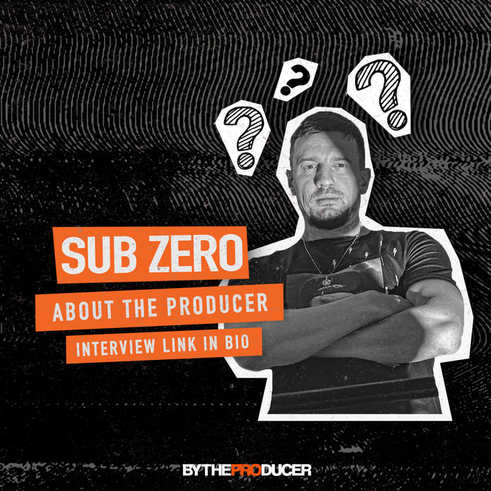 Sub Zero: About The Producer