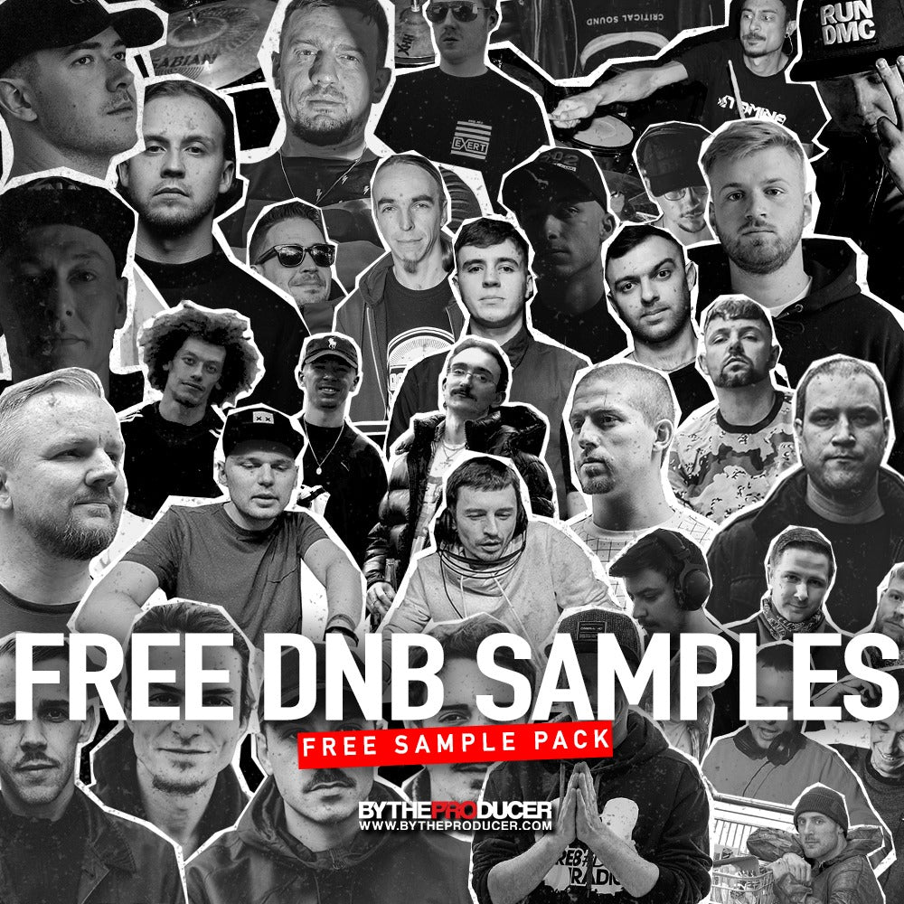 BTP: Free Artist DNB Samples (Sample Pack)