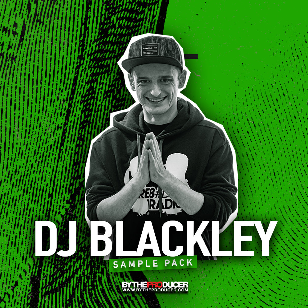 DJ Blackley: Sample Pack (Official)