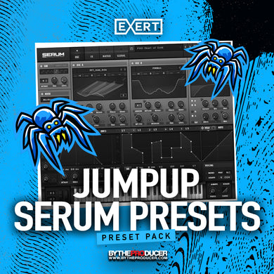 Exert: Jump Up Serum Presets (Official)