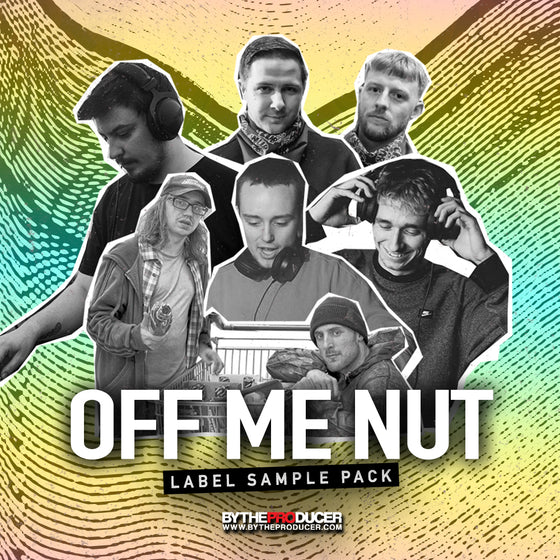 Off Me Nut: Label Sample Pack (Official)