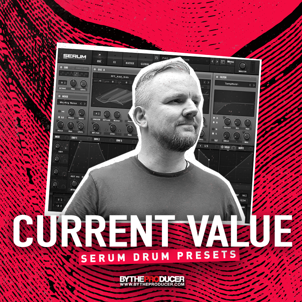 Current Value: Serum Drums (Preset Pack)