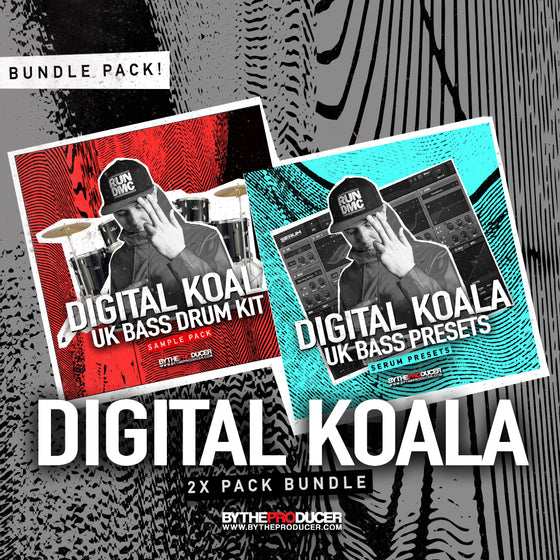 Digital Koala: Bundle Pack (2 Packs in 1)