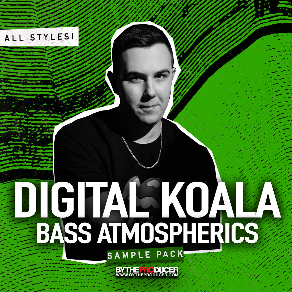 Digital Koala: Bass Atmospherics & FX (Sample Pack)