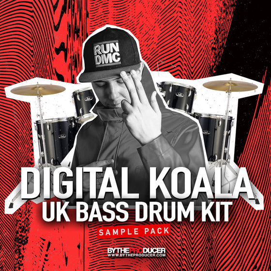 Digital Koala: UK Bass Drum Kit (Official)