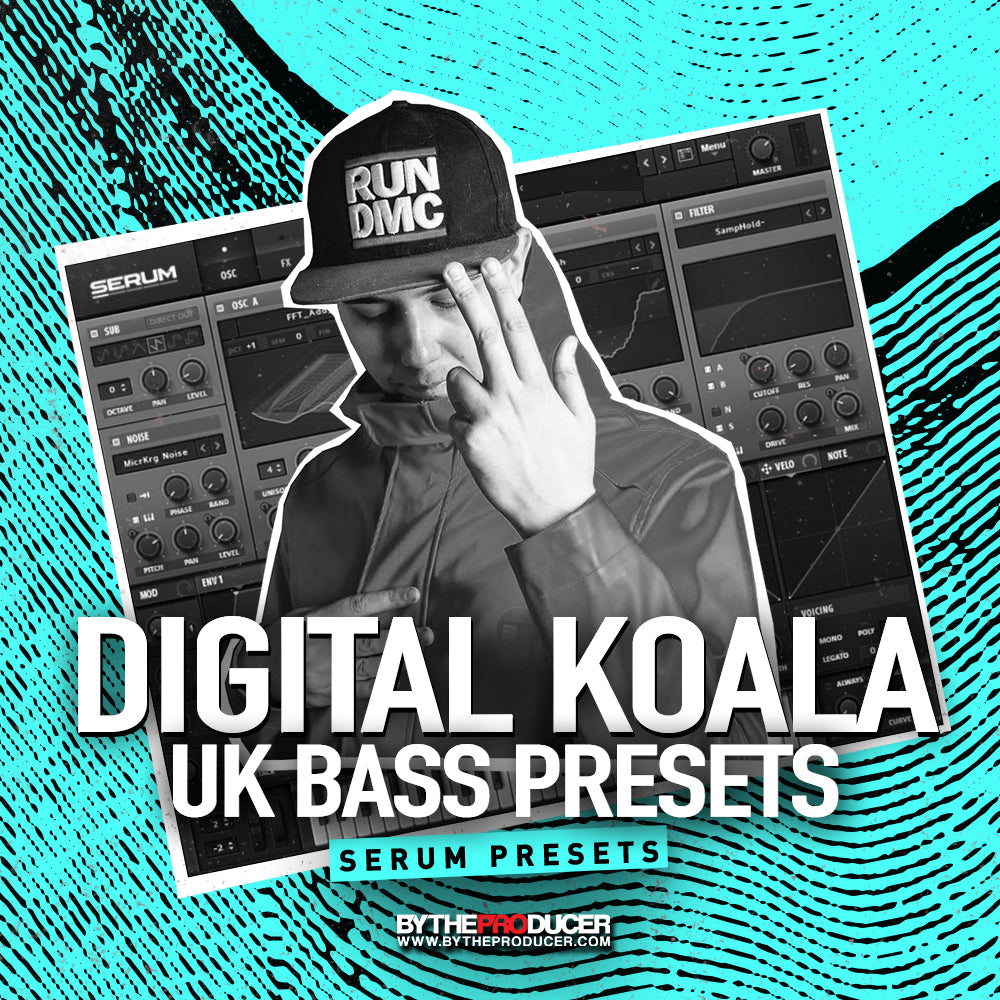 Digital Koala: UK Bass Presets (Serum Presets)