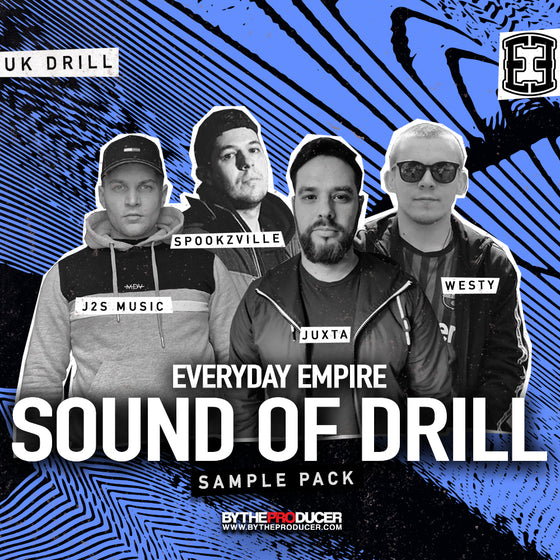 Everyday Empire: The Sound of Drill (Sample Pack)