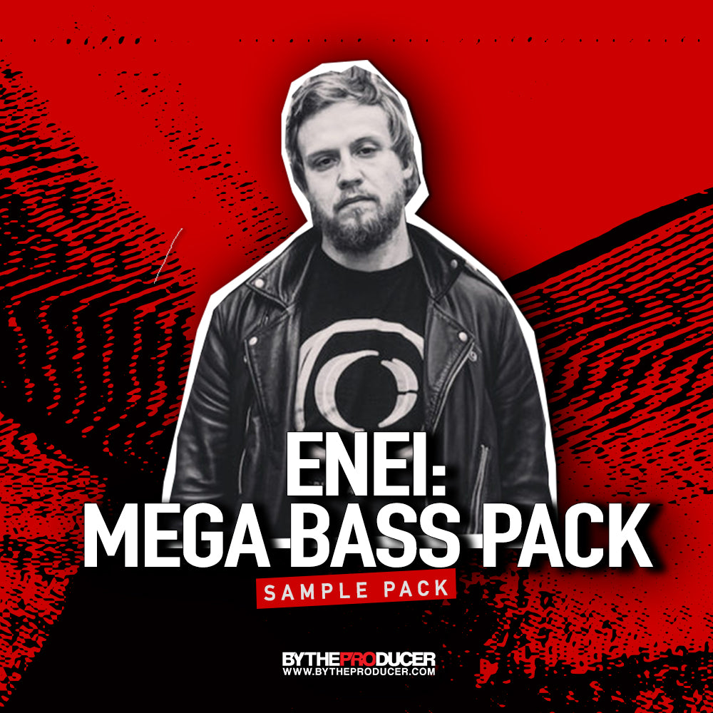 Enei: 200 DNB Bass Samples (Official)