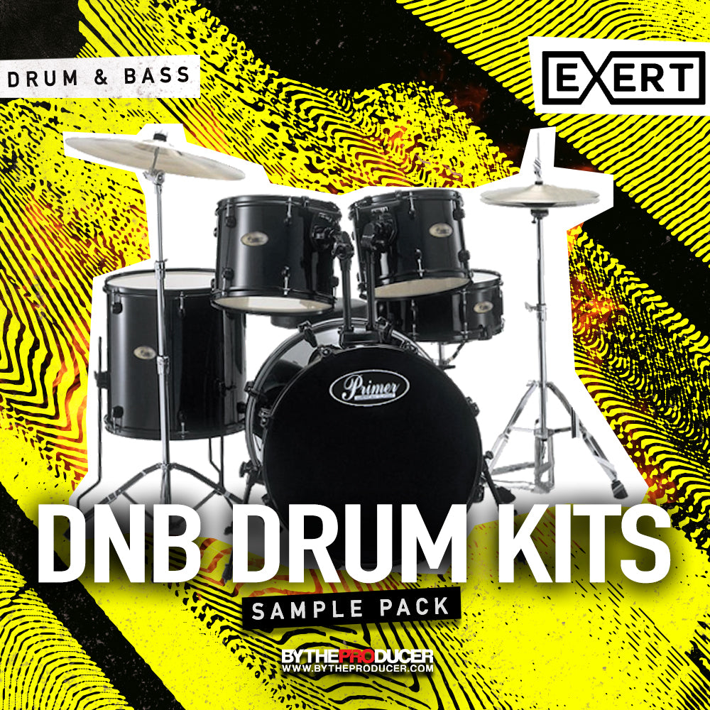 Exert: D&B Drum Kit (Sample Pack)