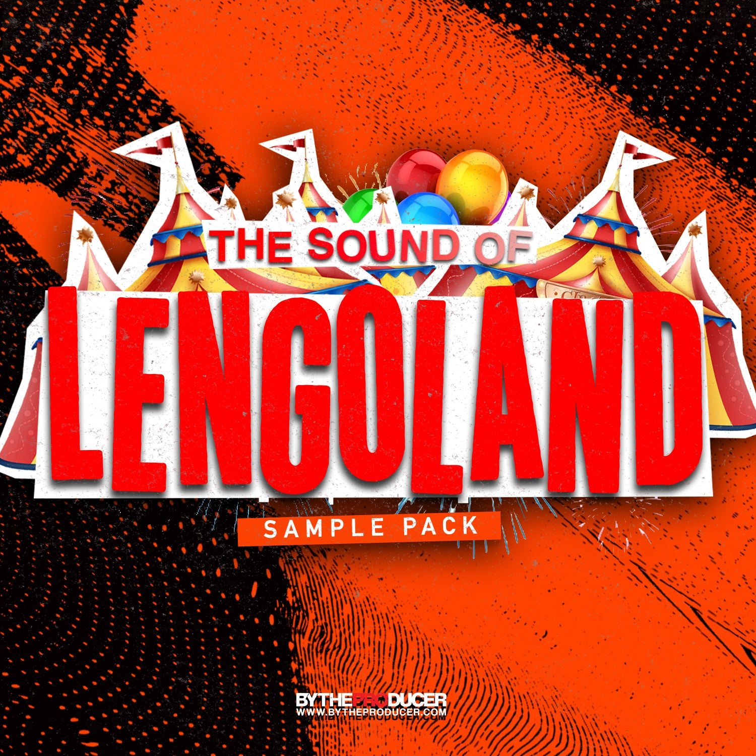 The Sound of Lengoland - Sample Pack (Official)