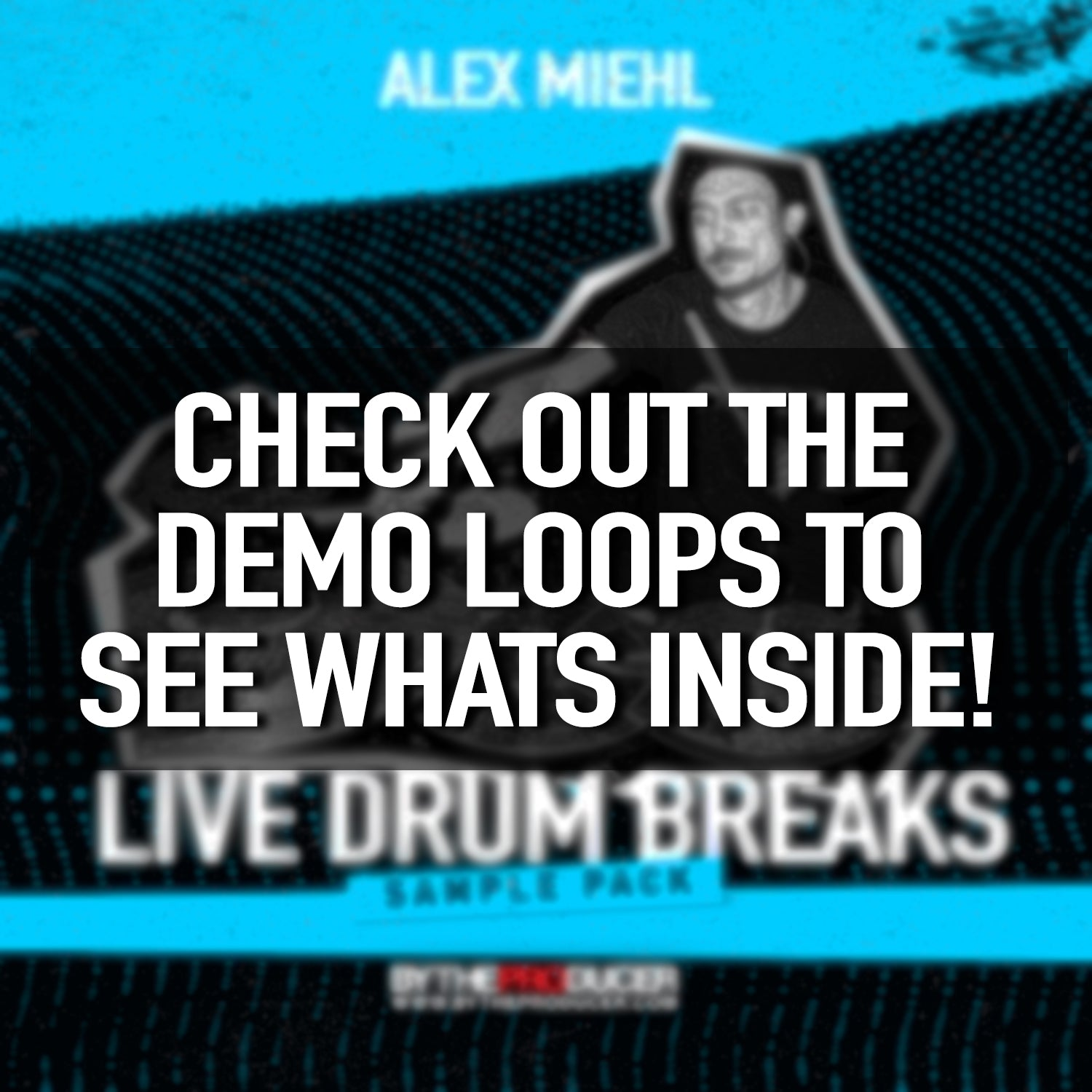 Alex Miehl - Live Drum Breaks (Official)