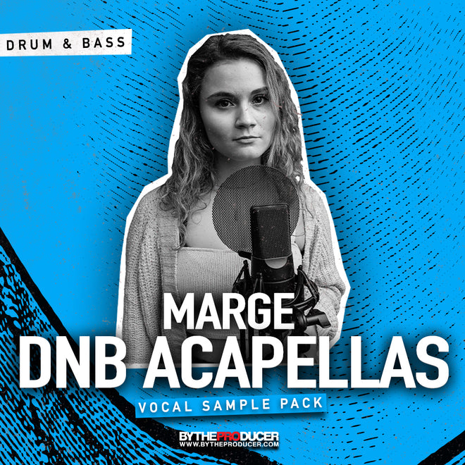 Marge: D&B Acapellas (Vocal Pack)