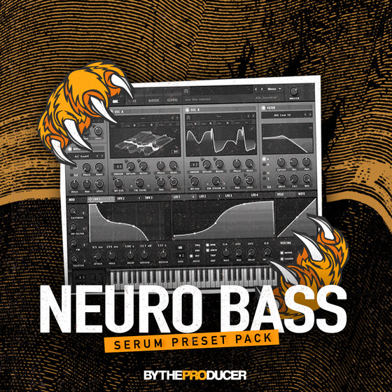 BTP - Neuro Bass (Serum Presets)