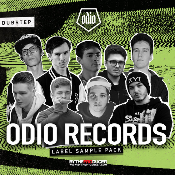 Odio Records: Label Sample Pack (Official)