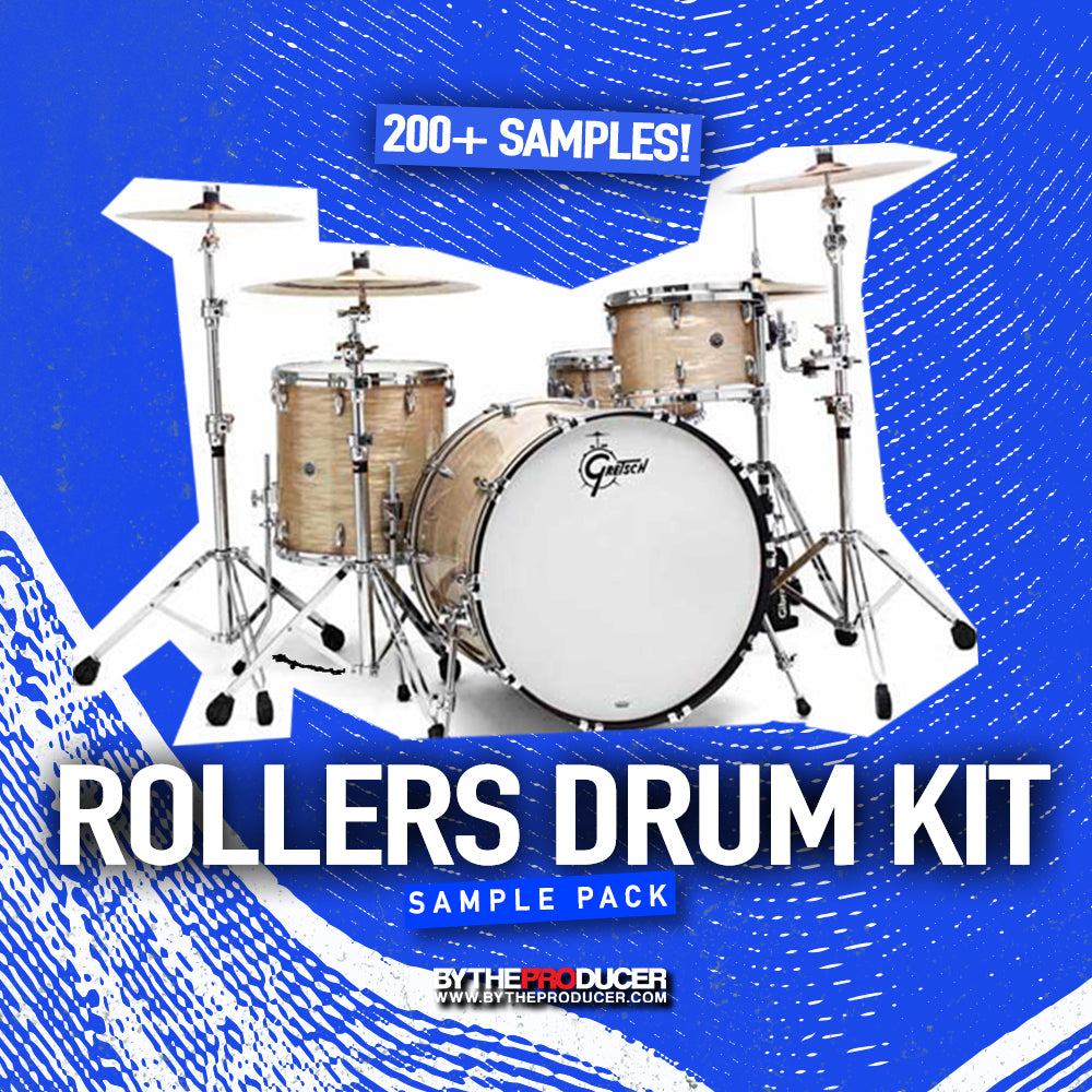Rollers Drum Kit (Sample Pack)