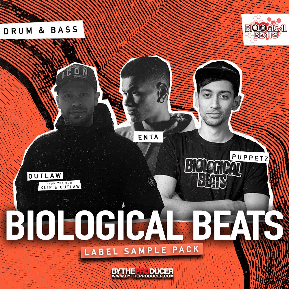 Biological Beats: Label Sample Pack (Official)