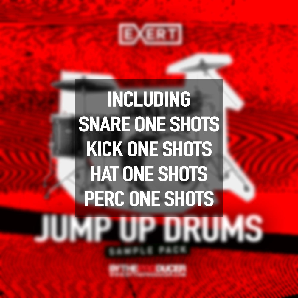 Exert: Jump Up Drums (Sample Pack)