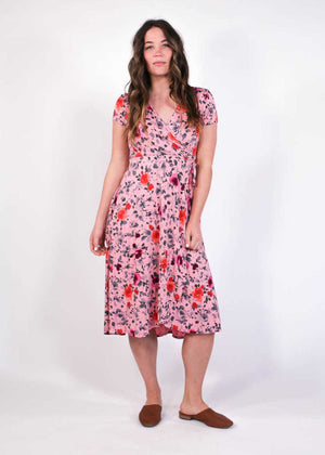 plume and thread-dress-julia floral wrap dress