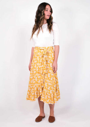 plume and thread-skirt-lulu petite floral skirt