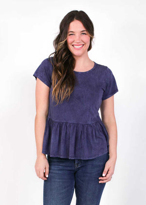 plume and thread-top-bailey top