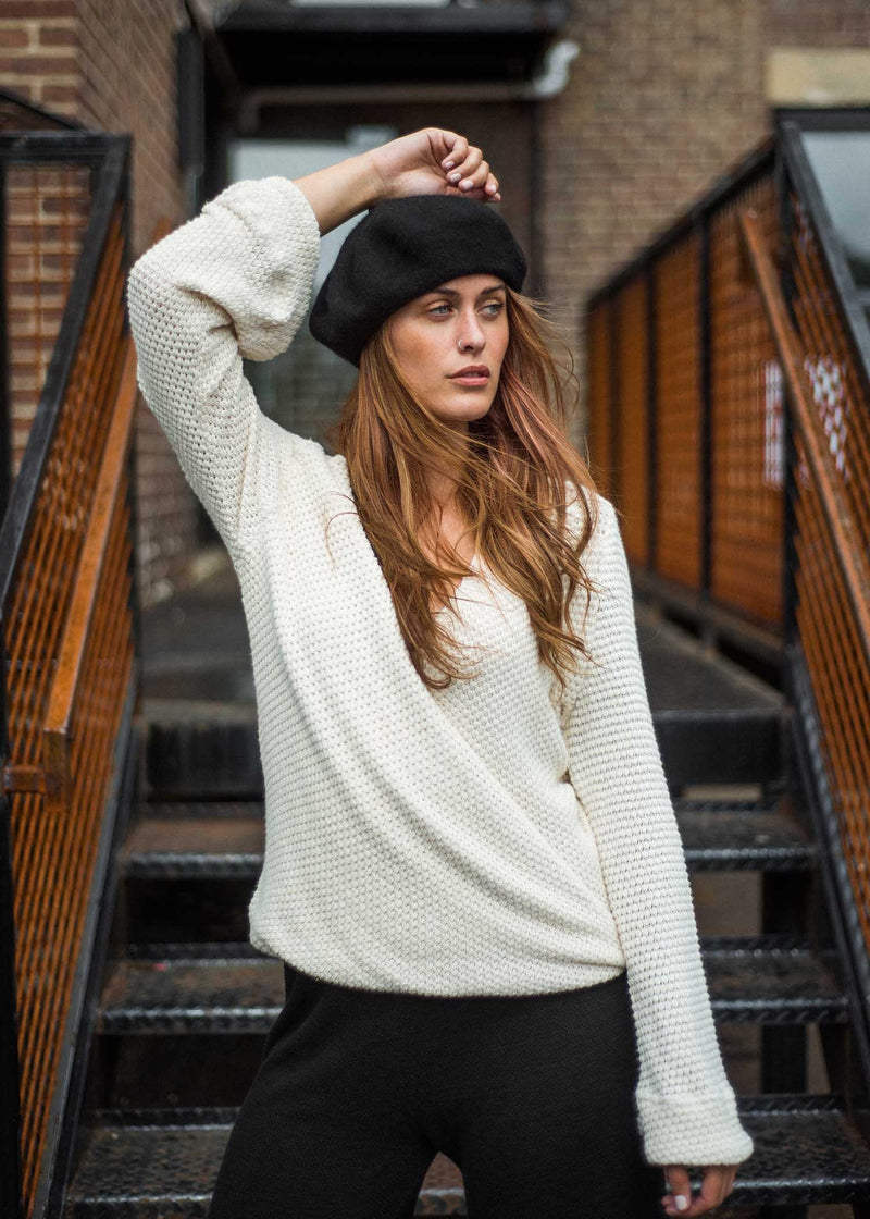 plume and thread-top-natural-alexadra knit top-lifestyle
