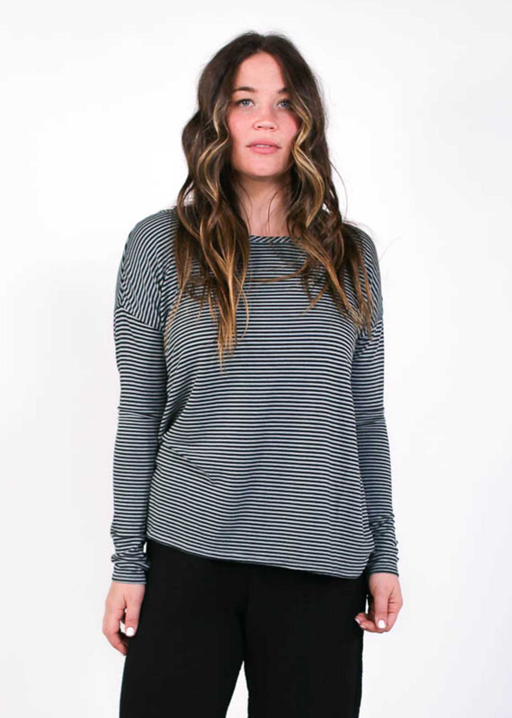 plume and thread-top-spa-piper striped top